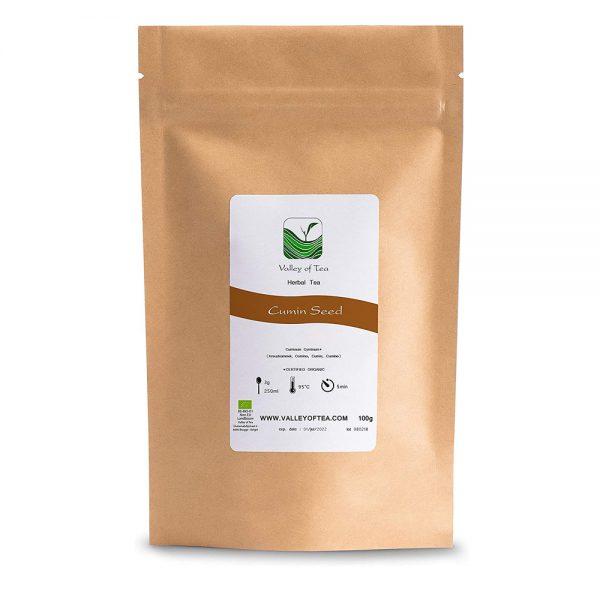 Semillas comino ecológico Valley of Tea